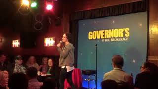 Tara Cannistraci Stand Up - Governors